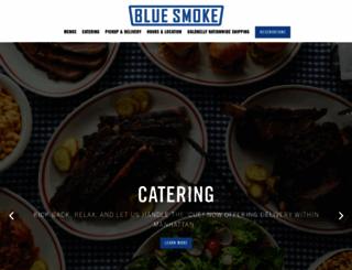 bluesmoke.com screenshot