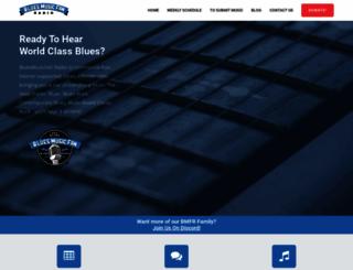 bluesmusicfan.com screenshot