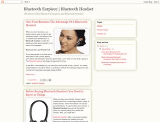 bluetoothearpiece.blogspot.com screenshot