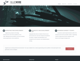 bluewirecs.com screenshot