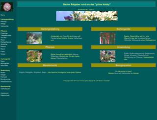 blumen-garten-pflanzen.de screenshot