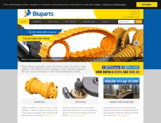 bluparts.ro screenshot