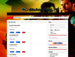 blurayarsivi.com screenshot