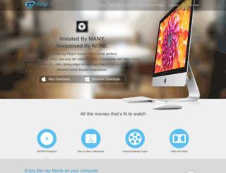 blurayplayermac.com screenshot