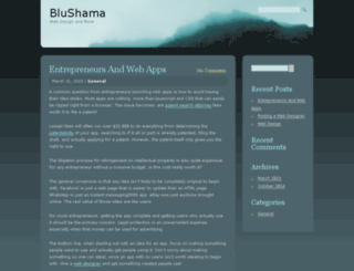 blushama.com screenshot
