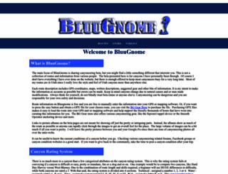 bluugnome.com screenshot