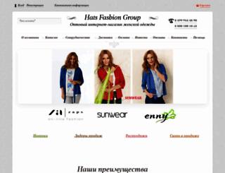 bluzkaoptom.ru screenshot
