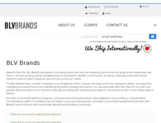 blvbrands.com screenshot
