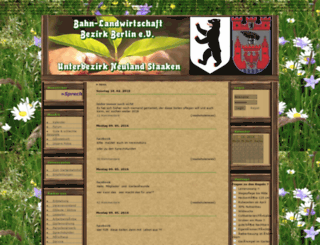 blw-ubz-neuland-staaken.de screenshot