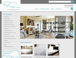 blyten.com screenshot