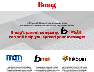 bmag.com.au screenshot