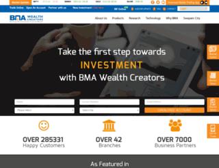 bmawc.com screenshot