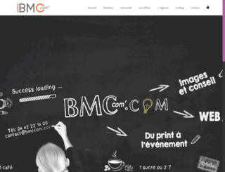 bmccom.com screenshot