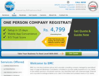 bmcin.com screenshot