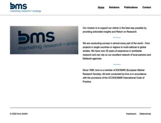 bms-net.de screenshot