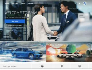 bmw.com.ph screenshot
