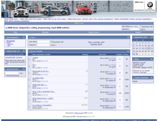 bmwcoders.com screenshot