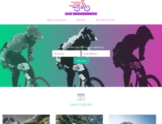 bmxtransition.com screenshot