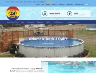 bncpools.com screenshot