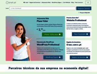 bnet.pt screenshot