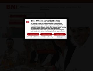bni-suedwest.de screenshot