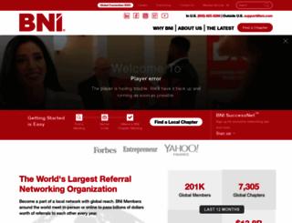 bni.com screenshot