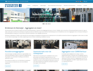 bnmotoren.nl screenshot