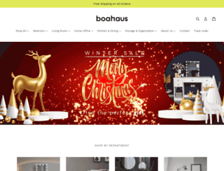 boahaus.com screenshot