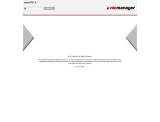 board.wizard101.it screenshot
