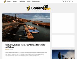 boardingpost.com screenshot