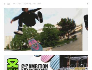 boardmag.cz screenshot