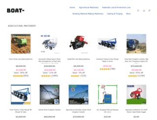 boat-data.com screenshot