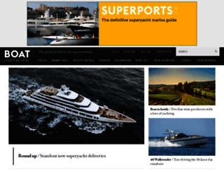 boatinternational.com screenshot