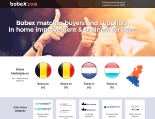 bobex.com screenshot