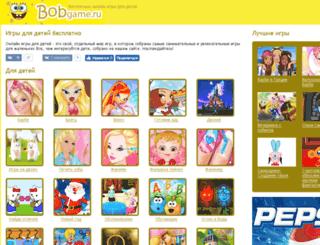 bobgame.ru screenshot