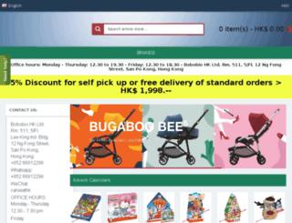 bobobio.com.hk screenshot