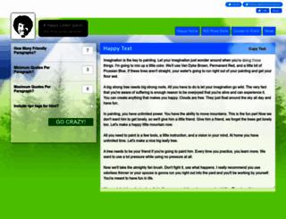 bobrosslipsum.com screenshot