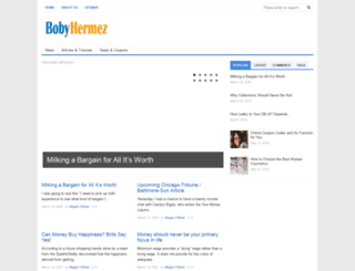 bobyhermez.com screenshot