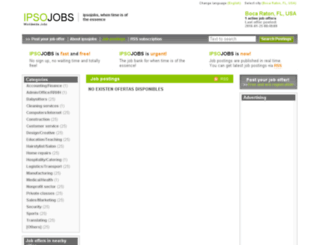 bocaraton.ipsojobs.com screenshot