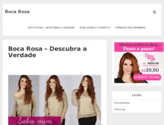 bocarosa.net screenshot