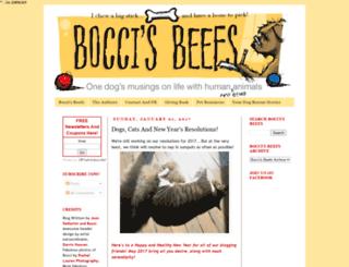 boccibeefs.com screenshot