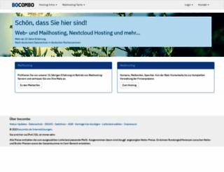 bocombo.de screenshot