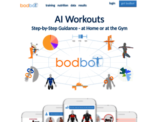 bodbot.com screenshot