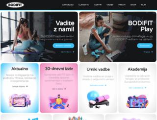bodifit.net screenshot