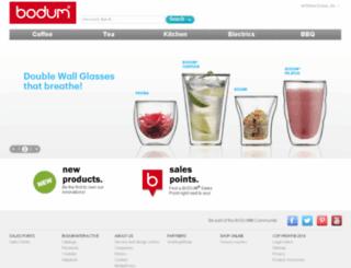 bodum.bodum.com screenshot