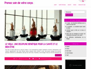 body-care.fr screenshot