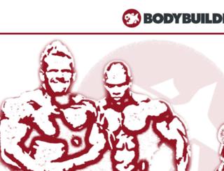bodybuilding.hu screenshot