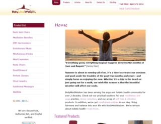 bodymindwisdom.com screenshot