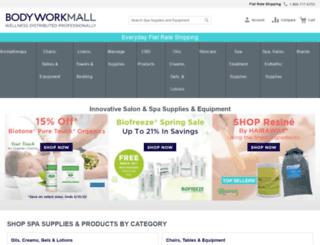 bodyworkmall.com screenshot