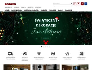 bodzio.pl screenshot